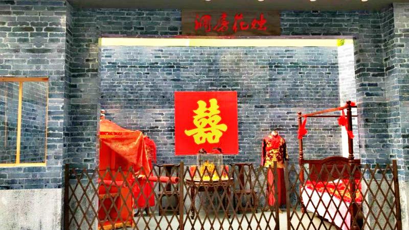 """南京玉桥""""我们不一样""""怀旧主题美陈展"""